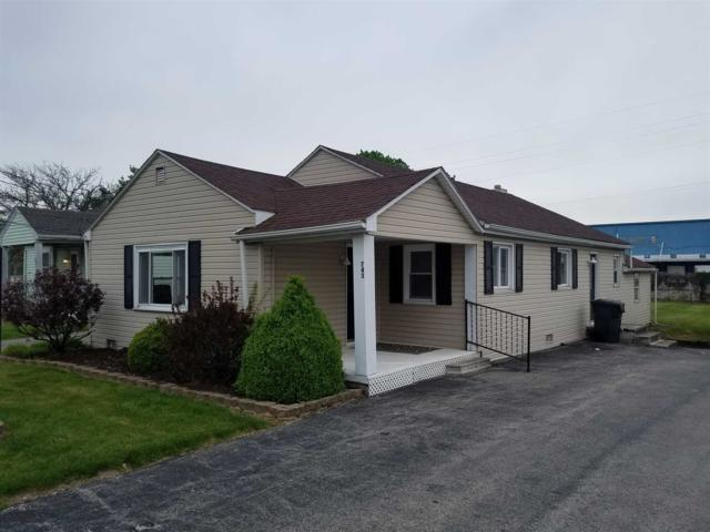 743 E Washington Street, Winchester, IN 47394 (MLS #201906980) :: The ORR Home Selling Team