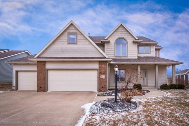 3244 Landin Meadows Run, New Haven, IN 46774 (MLS #201907612) :: The ORR Home Selling Team
