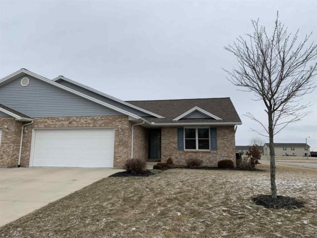 114 E Charter Drive, Muncie, IN 47303 (MLS #201907810) :: The ORR Home Selling Team