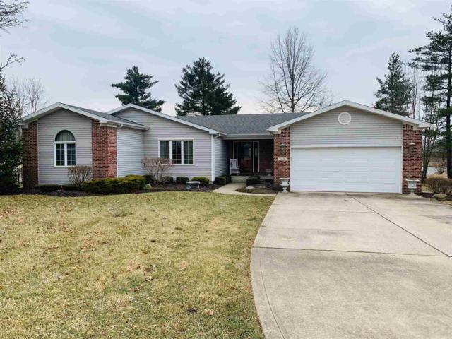 105 Lakeview Drive, Hartford City, IN 47348 (MLS #201907840) :: The ORR Home Selling Team