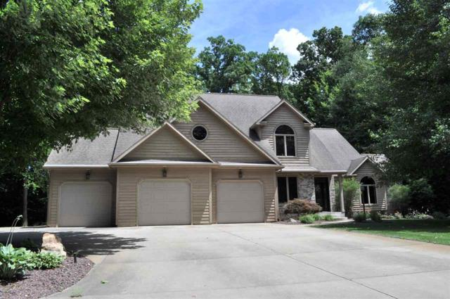 53044 Sylvan Court, Bristol, IN 46507 (MLS #201907866) :: Parker Team