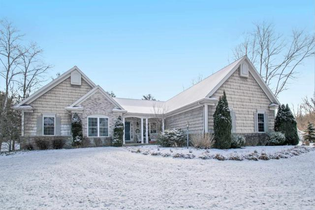 55778 Little Creek Lane, Middlebury, IN 46540 (MLS #201908214) :: The ORR Home Selling Team