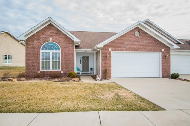 1145 N Fox Ridge Links Drive, Vincennes, IN 47591 (MLS #201908464) :: Parker Team