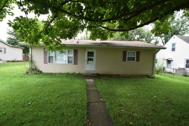 807 E South Street, Eaton, IN 47338 (MLS #201908735) :: The ORR Home Selling Team