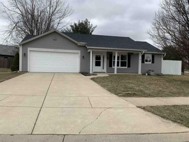 1013 Hornbeam Circle West, Lafayette, IN 47905 (MLS #201909221) :: The Romanski Group - Keller Williams Realty
