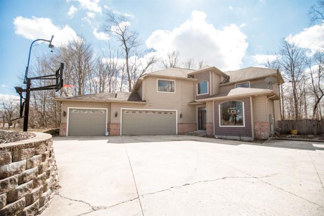 845 N Emancipation Court, Columbia City, IN 46725 (MLS #201909366) :: Parker Team