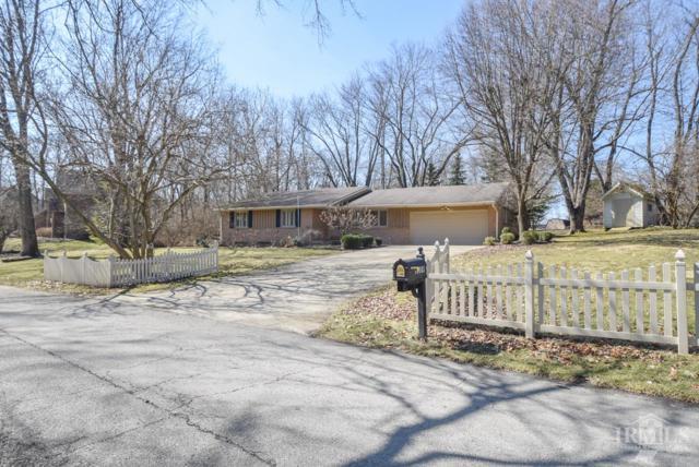 5509 W Pineridge Road, Muncie, IN 47304 (MLS #201909722) :: The ORR Home Selling Team