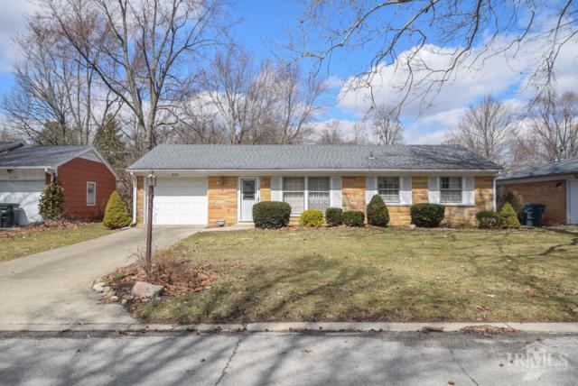 4216 N Lancaster Drive, Muncie, IN 47304 (MLS #201909733) :: The ORR Home Selling Team