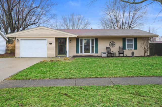 2318 W Concord Road, Muncie, IN 47304 (MLS #201909984) :: The ORR Home Selling Team