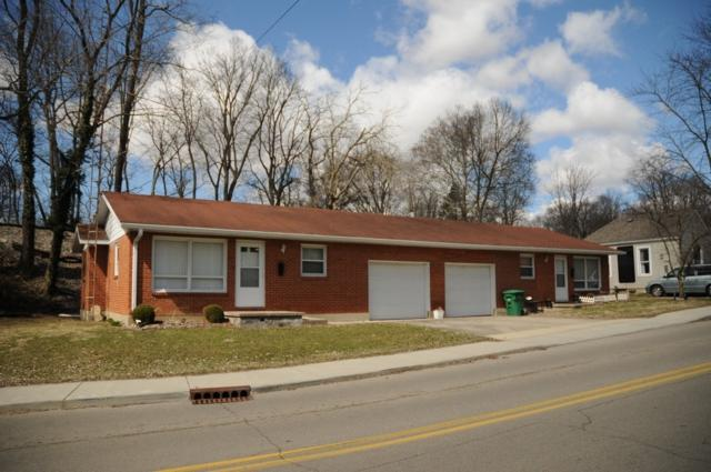 507 & 509 N 14th Street, New Castle, IN 47362 (MLS #201910043) :: The ORR Home Selling Team