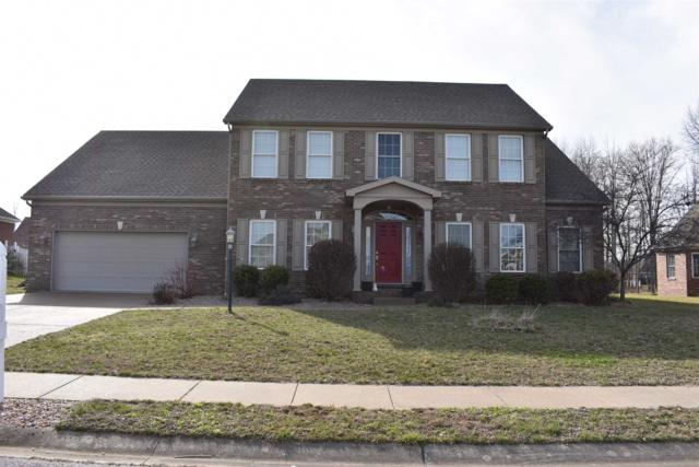 2616 Thornhill Drive, Evansville, IN 47725 (MLS #201910196) :: The ORR Home Selling Team