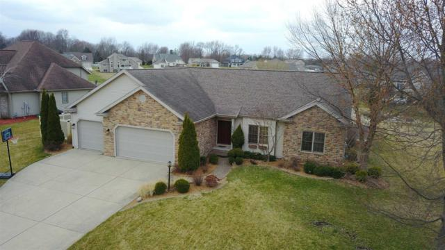 246 Salman Drive, Warsaw, IN 46580 (MLS #201912433) :: The ORR Home Selling Team