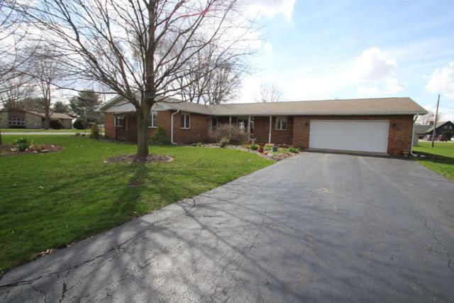 114 Manor Drive, Flora, IN 46929 (MLS #201912613) :: The Romanski Group - Keller Williams Realty