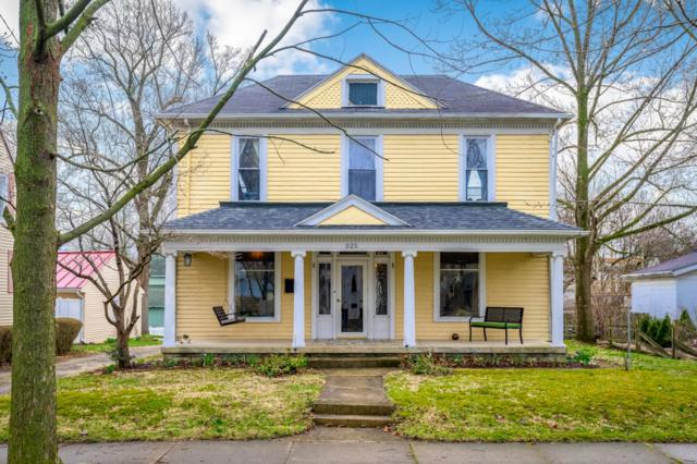 525 S Meridian Street, Winchester, IN 47394 (MLS #201913139) :: The ORR Home Selling Team