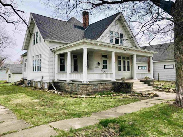 5722 S Judson Street, Star City, IN 46985 (MLS #201913226) :: The Romanski Group - Keller Williams Realty
