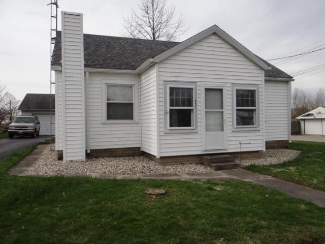 443 W Howard Street, Parker City, IN 47368 (MLS #201913287) :: The ORR Home Selling Team