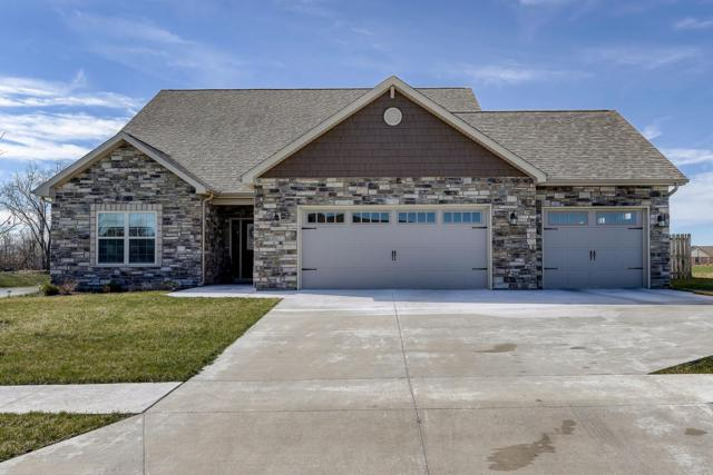 1017 Bluegrass Trail, Kokomo, IN 46901 (MLS #201913703) :: The ORR Home Selling Team