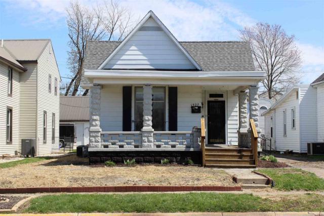 1527 N 15th Street, Lafayette, IN 47904 (MLS #201914217) :: The Romanski Group - Keller Williams Realty