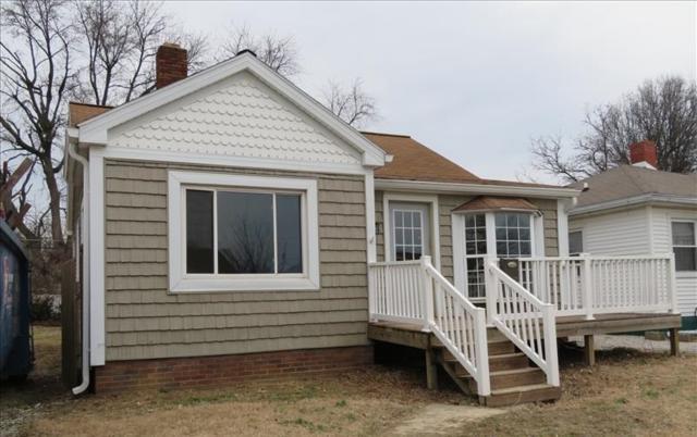 722 E Parkland Avenue, Evansville, IN 47711 (MLS #201914254) :: The ORR Home Selling Team