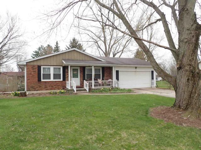 559 W Warkentin Court, Upland, IN 46989 (MLS #201914273) :: The ORR Home Selling Team