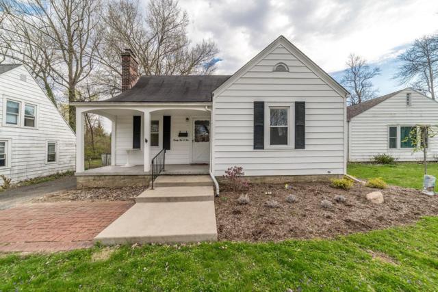 2205 N West Parkway Drive, Muncie, IN 47304 (MLS #201914342) :: The ORR Home Selling Team