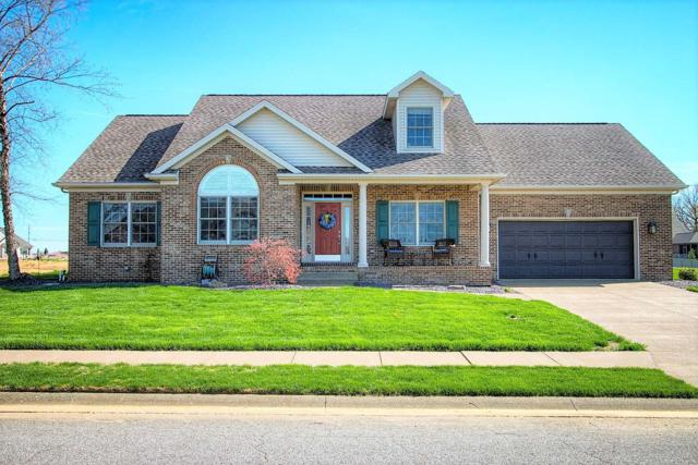 1217 Harbridge View, Evansville, IN 47725 (MLS #201914375) :: Parker Team