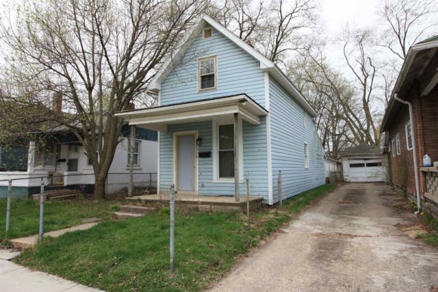 2314 N 19th Street, Lafayette, IN 47904 (MLS #201914547) :: The Romanski Group - Keller Williams Realty