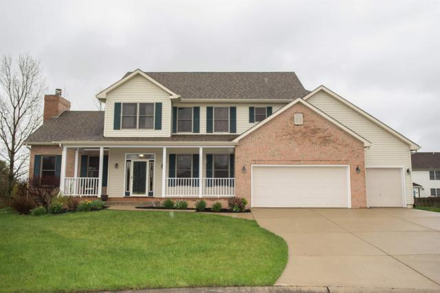 4309 Antiquity Court, West Lafayette, IN 47906 (MLS #201914655) :: Parker Team