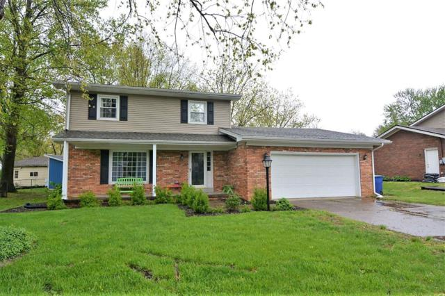 4488 W Larch Place, Newburgh, IN 47630 (MLS #201914676) :: Parker Team