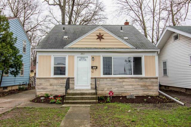 261 E Pettit Avenue, Fort Wayne, IN 46806 (MLS #201915343) :: TEAM Tamara