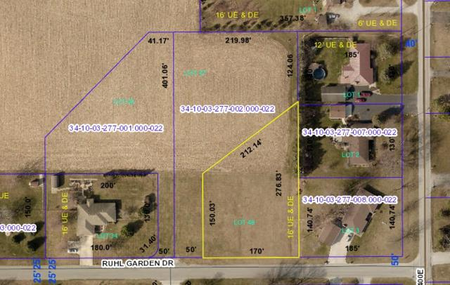 Ruhl Garden Drive, Kokomo, IN 46902 (MLS #201916122) :: The Romanski Group - Keller Williams Realty