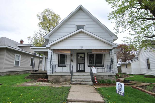 912 N Webster Street, Kokomo, IN 46901 (MLS #201916648) :: The Romanski Group - Keller Williams Realty