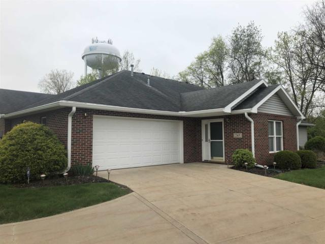 745 W Walnut Ridge Drive, Logansport, IN 46947 (MLS #201917107) :: The Romanski Group - Keller Williams Realty