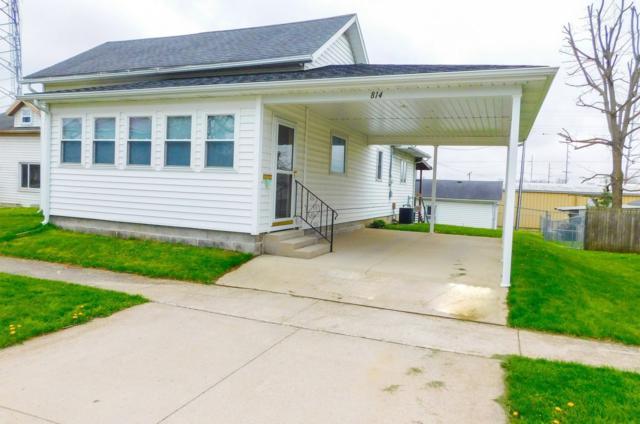 814 E Main Street, Hartford City, IN 46738 (MLS #201917986) :: The ORR Home Selling Team