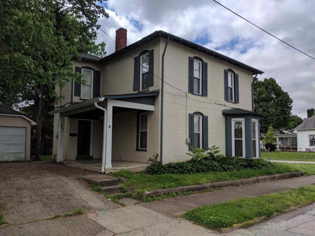 232 S 4th Street, Vincennes, IN 47591 (MLS #201919154) :: Parker Team