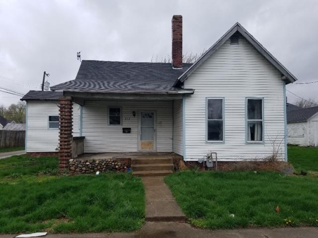 352 N Clay Street, Frankfort, IN 46041 (MLS #201919459) :: The Romanski Group - Keller Williams Realty