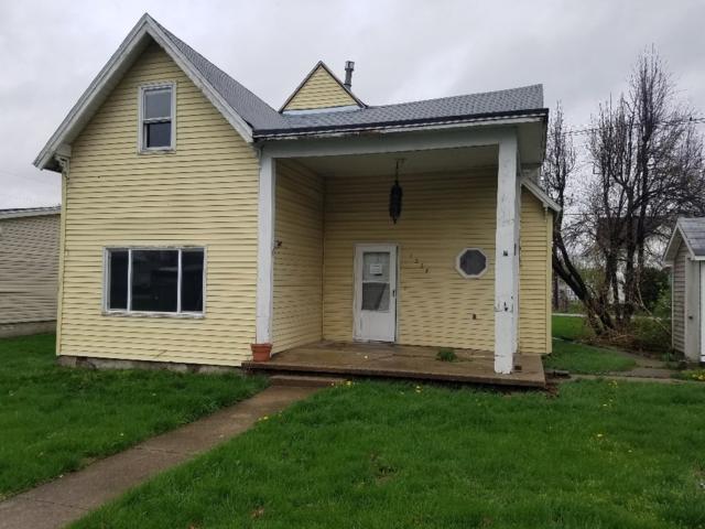 1254 W Morrison Street, Frankfort, IN 46041 (MLS #201919460) :: The Romanski Group - Keller Williams Realty