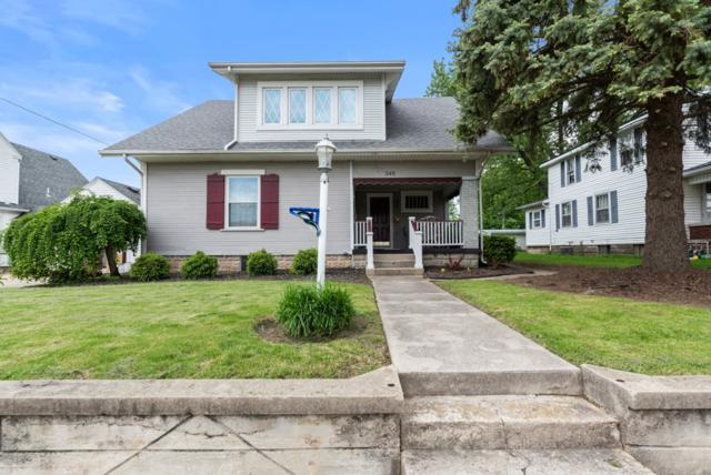 548 W South Street, Winchester, IN 47394 (MLS #201919516) :: The ORR Home Selling Team