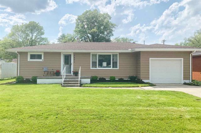 3601 N Cowing Park Lane, Muncie, IN 47304 (MLS #201919818) :: The ORR Home Selling Team
