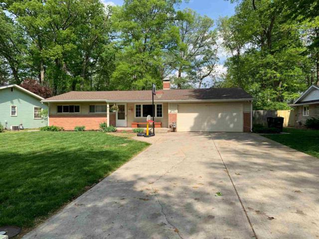 414 N Tyrone Drive, Muncie, IN 47304 (MLS #201919887) :: The ORR Home Selling Team