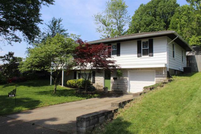606 Wessel Lane, Evansville, IN 47712 (MLS #201919910) :: The ORR Home Selling Team