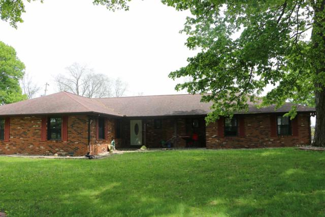 9554 N County Road 800, Daleville, IN 47334 (MLS #201919927) :: The ORR Home Selling Team