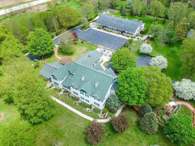 7290 Michigan Road, Plymouth, IN 46563 (MLS #201920029) :: The ORR Home Selling Team