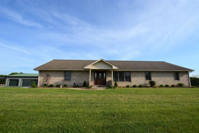 6210 W 580 N, Otwell, IN 47564 (MLS #201920117) :: The ORR Home Selling Team