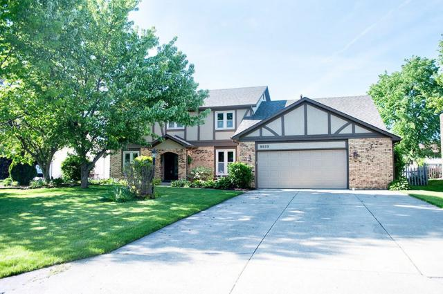 8523 Ramshire Lane, Fort Wayne, IN 46835 (MLS #201920610) :: Parker Team