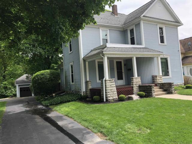 1463 Vernon Street, Wabash, IN 46992 (MLS #201920740) :: The Romanski Group - Keller Williams Realty