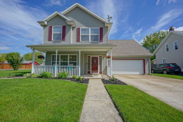 750 Main Street, Dayton, IN 47941 (MLS #201920781) :: The Romanski Group - Keller Williams Realty