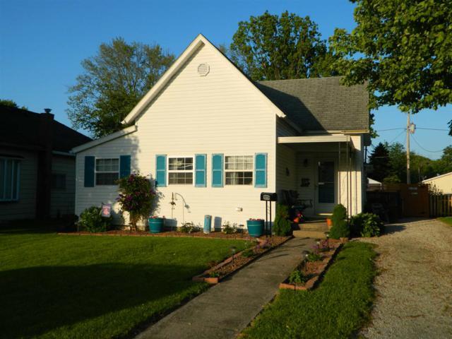 1434 S Courtland Street, Kokomo, IN 46902 (MLS #201920872) :: The Romanski Group - Keller Williams Realty