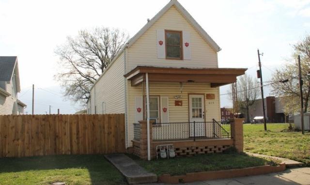 615 N Third Avenue, Evansville, IN 47710 (MLS #201921103) :: Parker Team