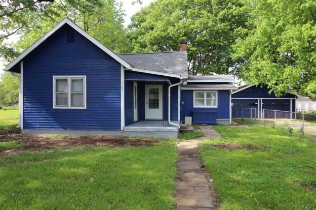 723 E South B Street, Gas City, IN 46933 (MLS #201921154) :: The ORR Home Selling Team